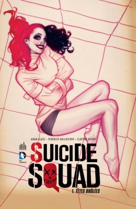 SUICIDE SQUAD tome 1 (Couv GLBD)