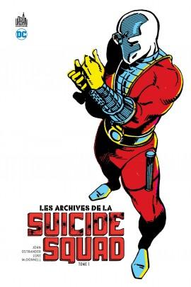 Archives de la Suicide Squad (les) tome 1