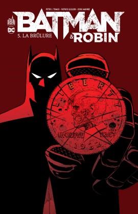 BATMAN & ROBIN tome 5