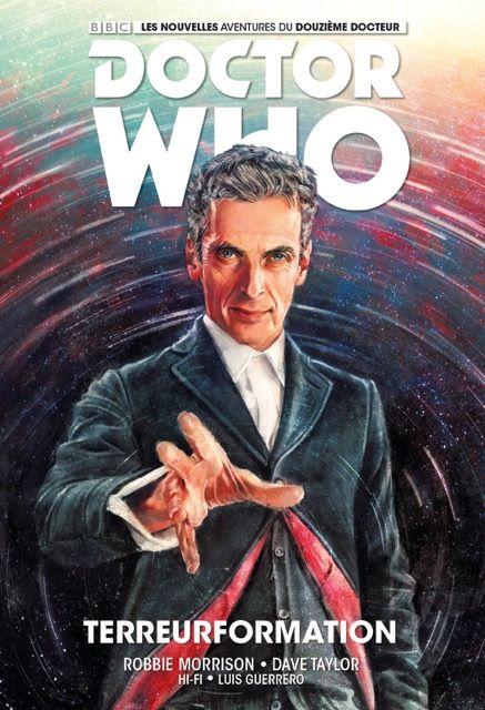 Doctor Who, Tome 1 : Les nouvelles aventures du douzième docteur