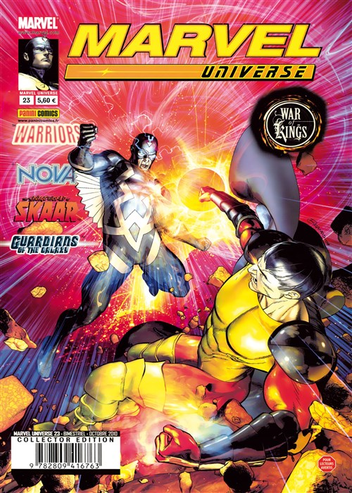 Marvel Universe 23