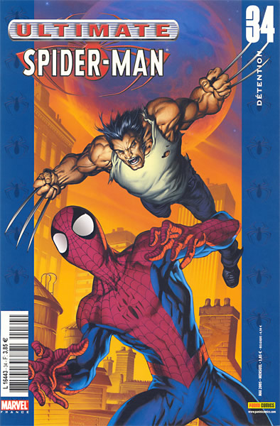 Ultimate Spider-Man 34