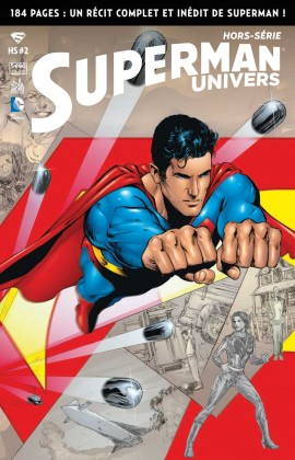 SUPERMAN UNIVERS HORS SERIE tome 2