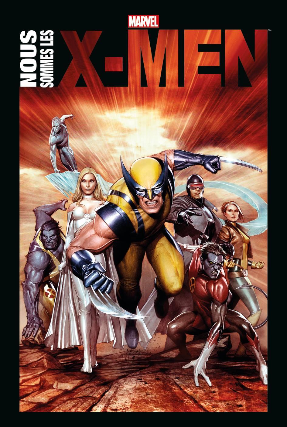 NOUS SOMMES LES X-MEN (NOUVELLE EDITION)