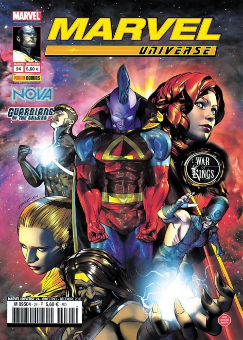 Marvel Universe 24