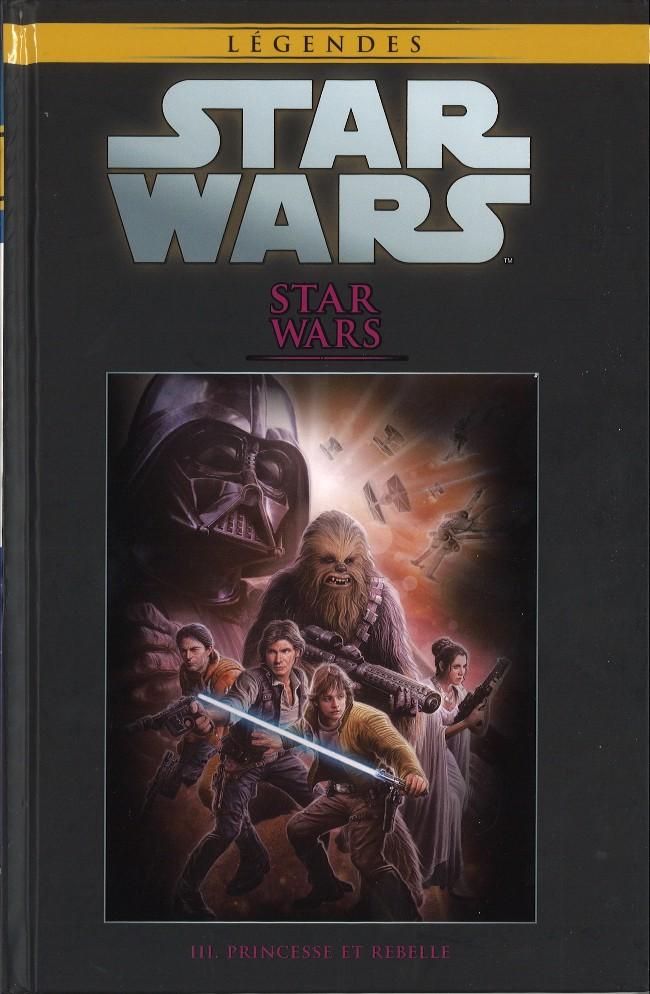 Tome 56 - Star Wars Tome 3 : Princesse et Rebelle