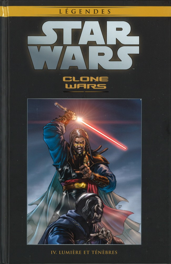 Tome 29 - Clone Wars Tome 4 : Lumières et ténèbres