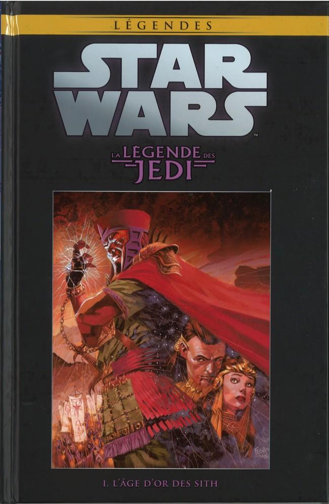 Tome 4 - La Légende des Jedi Tome 1 : L'âge d'Or des Sith