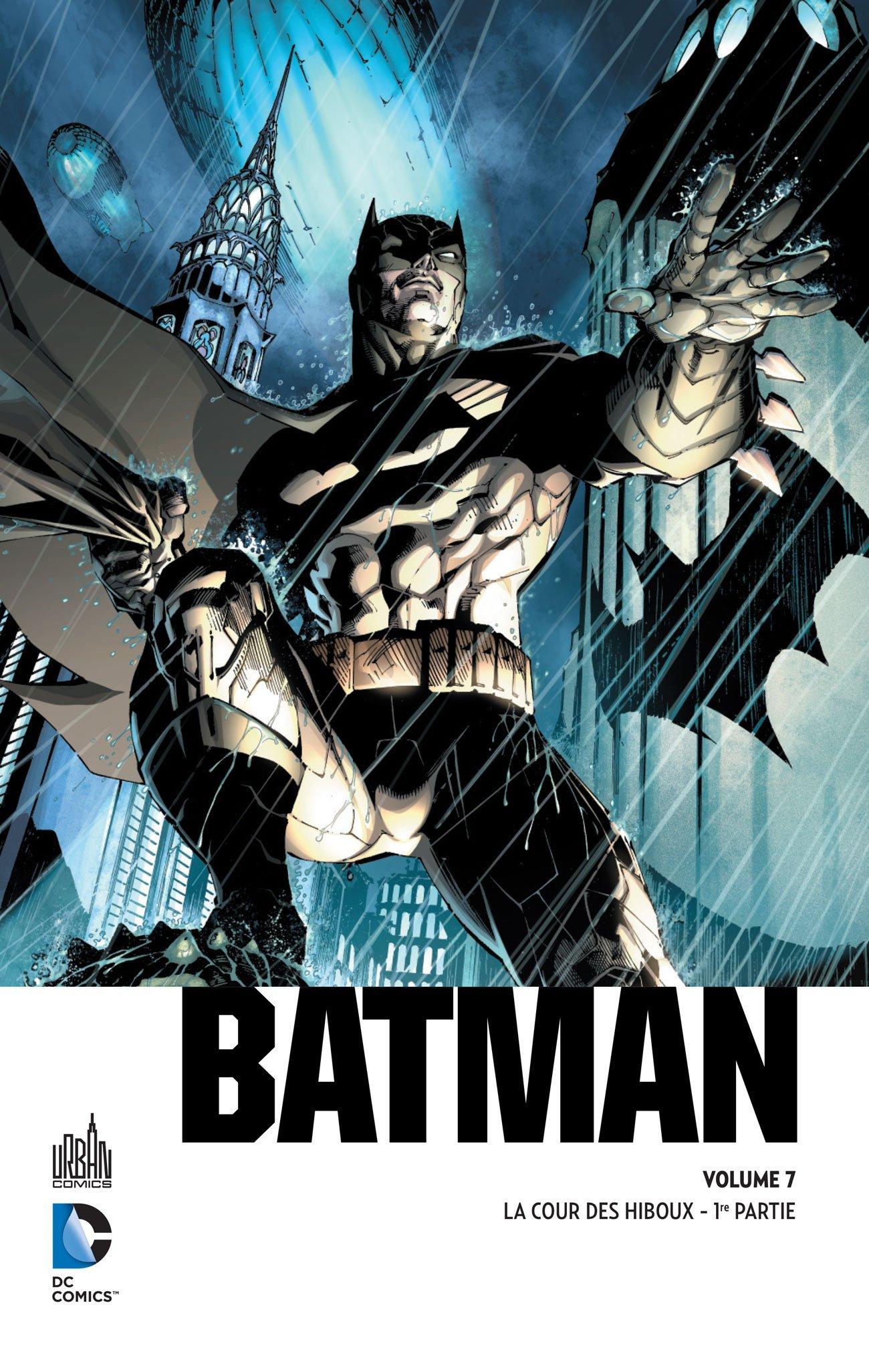 Tome 7 : Batman – La Cour des hiboux 1re partie
