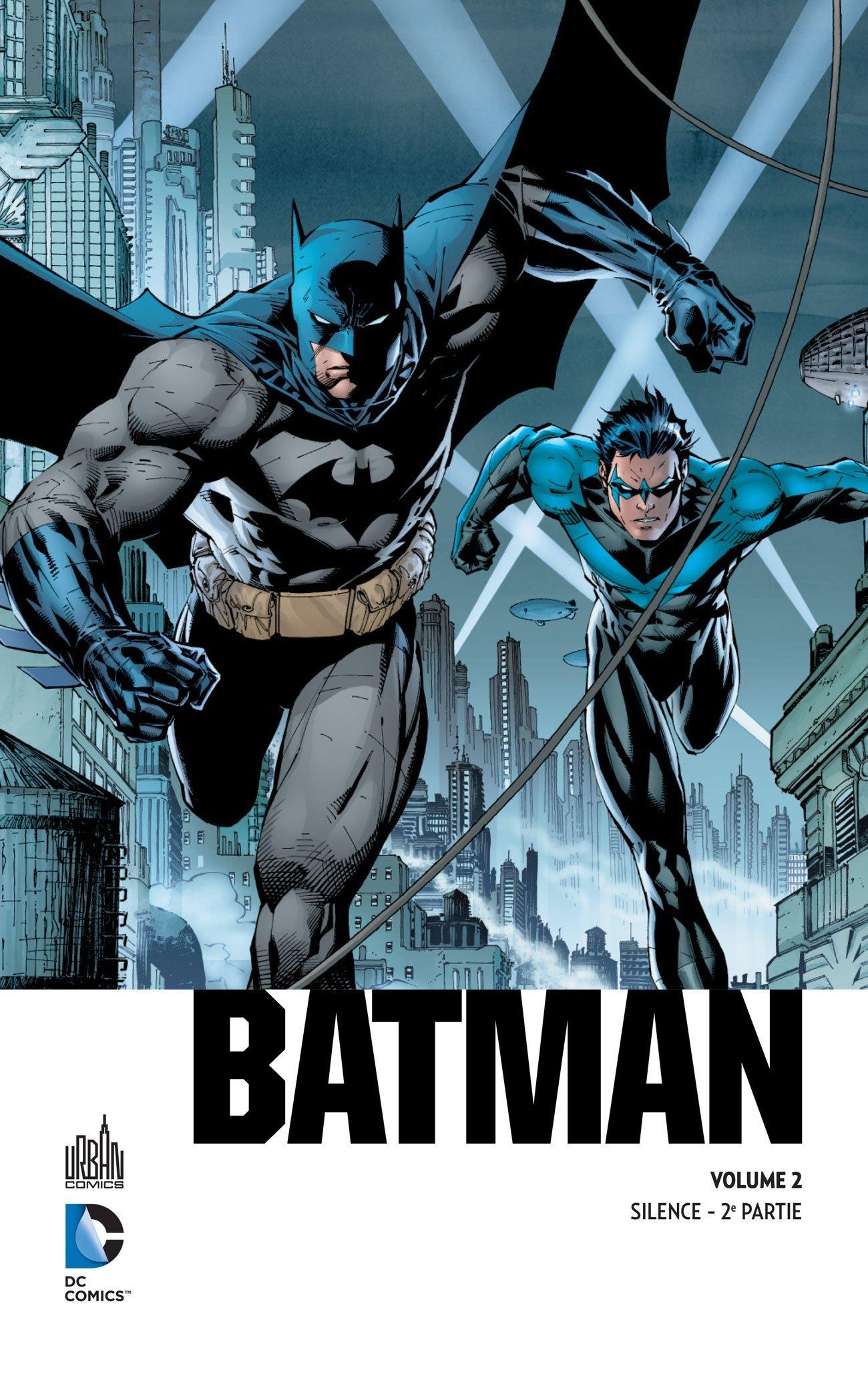 Tome 2 : Batman – Silence 2e partie
