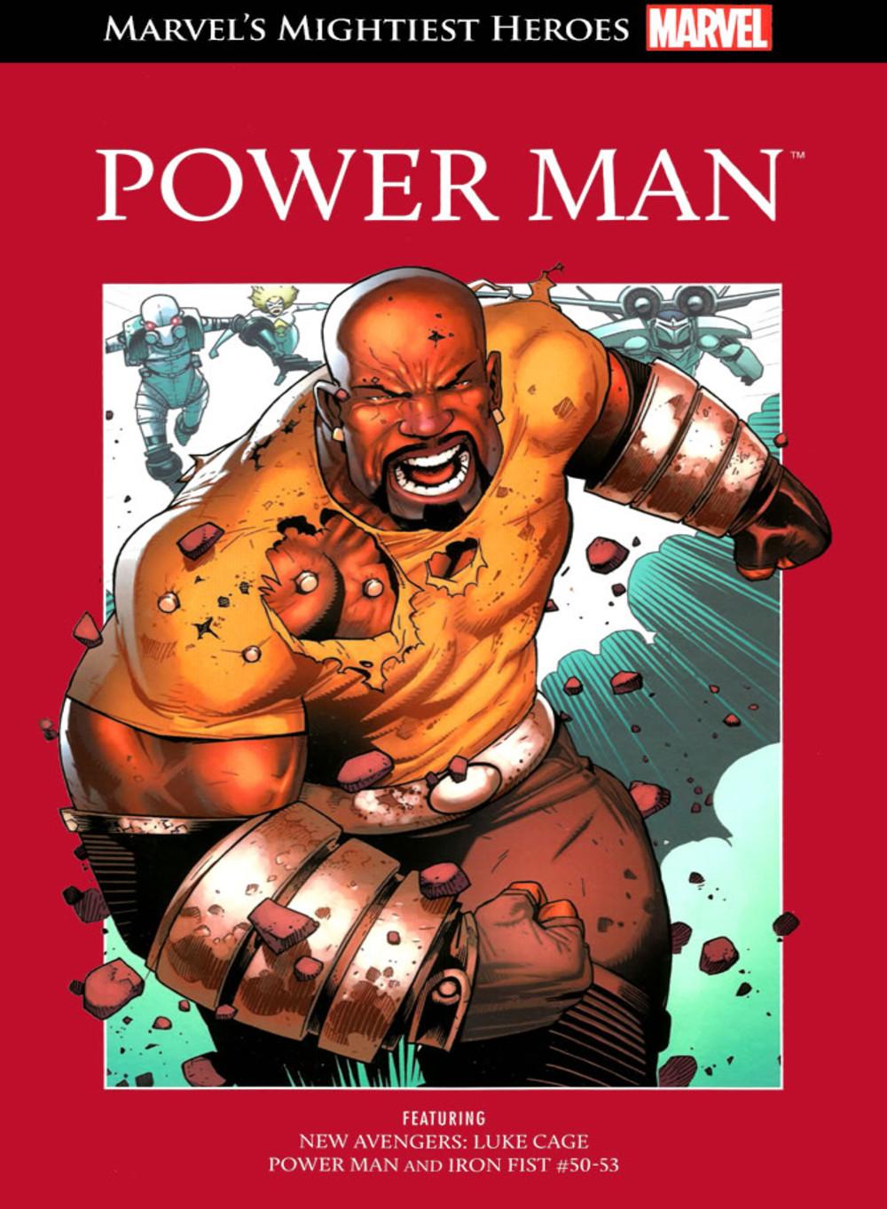 Le meilleur des super-héros Marvel - 14 - Luke Cage