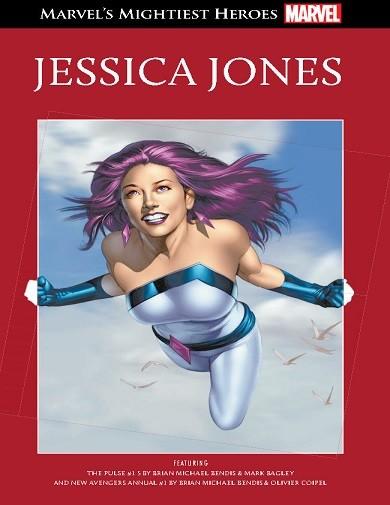 Le meilleur des super-héros Marvel - 19 - Jessica Jones