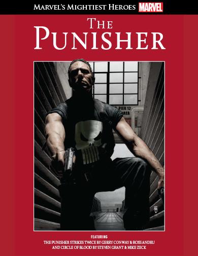 Le meilleur des super-héros Marvel - 20 - Punisher