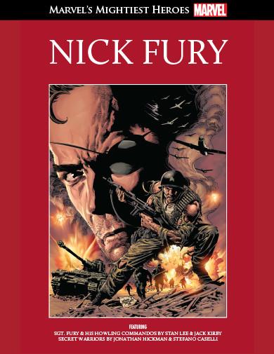 Le meilleur des super-héros Marvel - 21 - Nick Fury