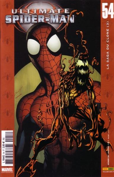 Ultimate Spider-Man 54