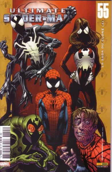 Ultimate Spider-Man 55