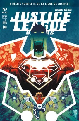 JUSTICE LEAGUE UNIVERS HORS SERIE tome 2