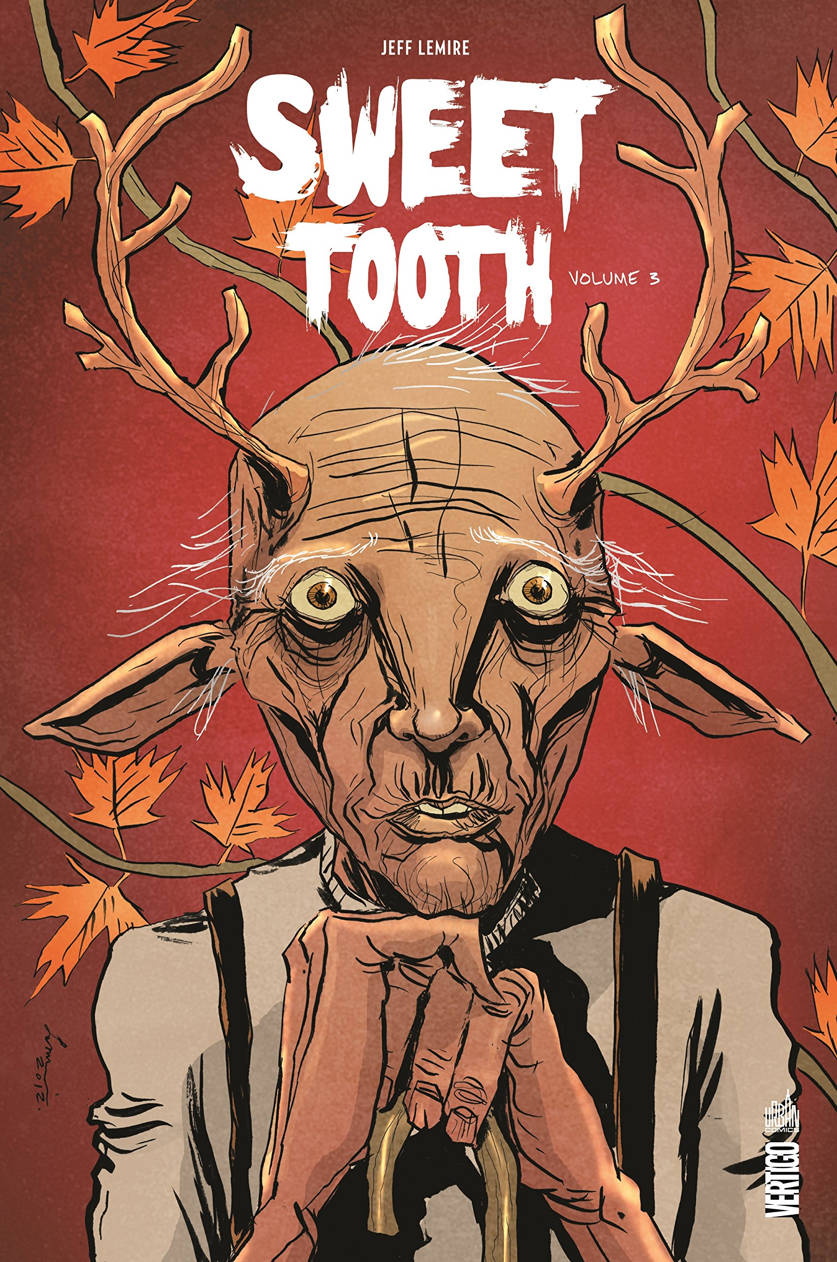 Sweet tooth tome 3