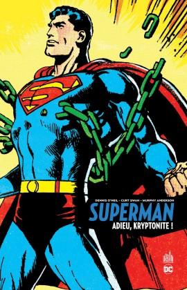 Superman – Adieu, Kryptonite