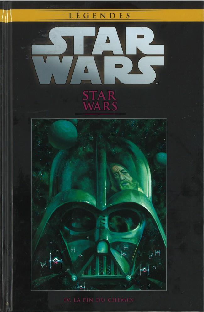 Tome 57 - Star Wars Tome 4: La Fin du Chemin