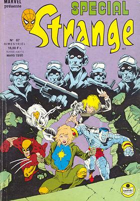 Spécial Strange 67