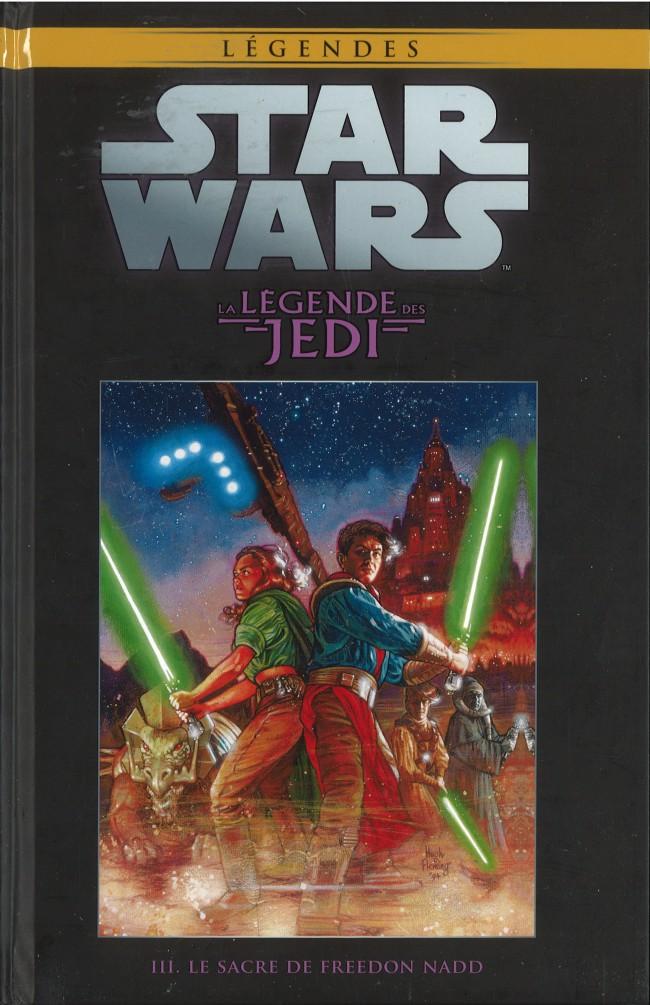Tome 6 - La Légende des Jedi Tome 3: Le Sacre de Freedon Nadd