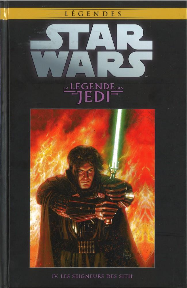 Tome 7 - La Légende des Jedi Tome 4: Les Seigneurs des Sith