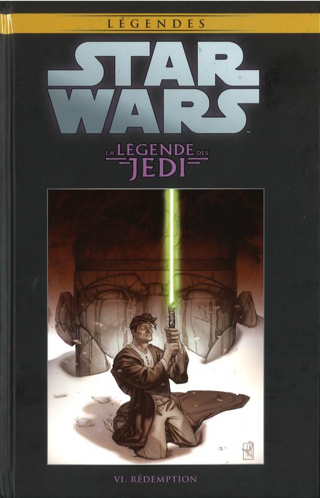 Tome 9 - La Légende des Jedi Tome 6: Rédemption