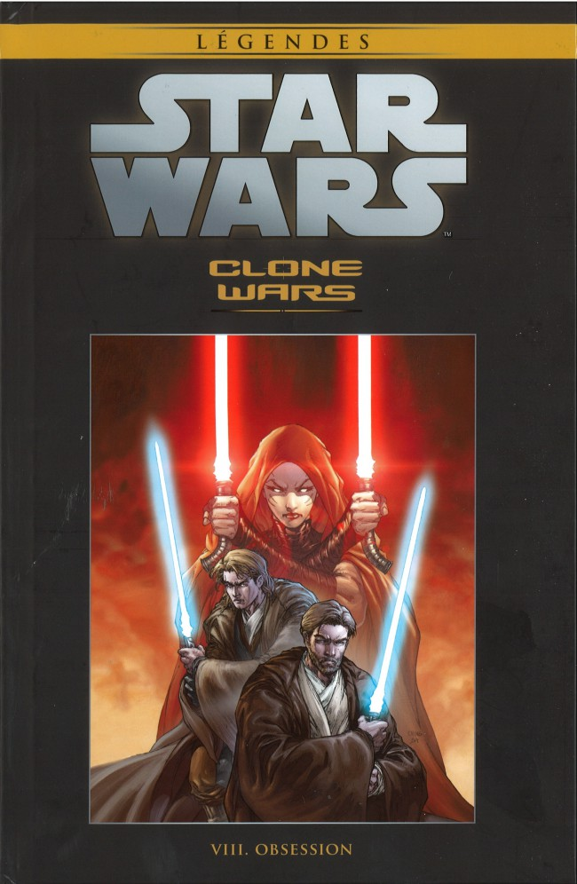 Tome 33 - Clone Wars Tome 8: Obsession