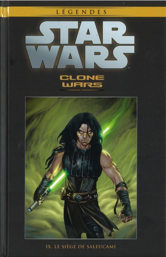 Tome 34 - Clone Wars Tome 9: Le Siège de Saleucami