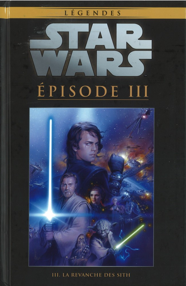 Tome 42 - Star Wars Episode III: Le Revanche des Sith