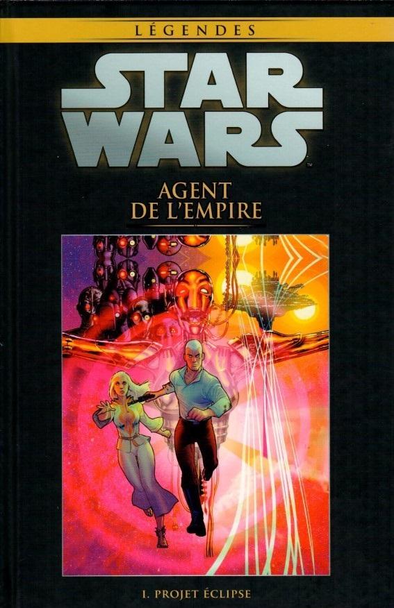 Tome 43 - Agent de l'Empire Tome 1: Projet Eclipse