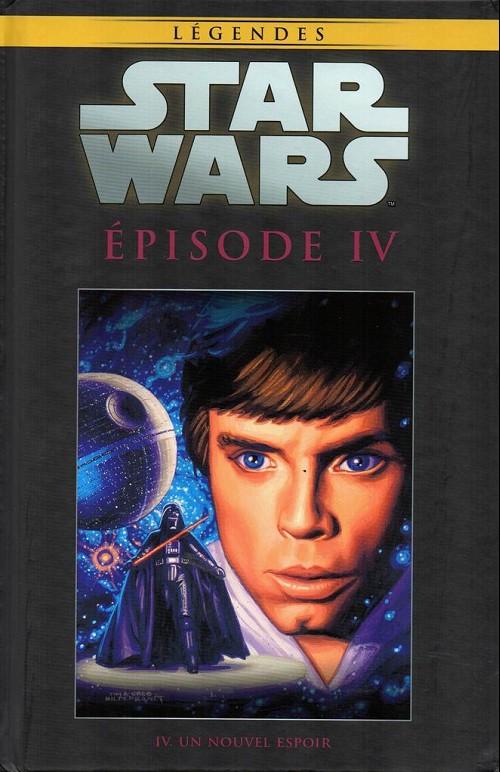 Tome 53 - Star Wars Episode IV: Un Nouvel Espoir