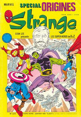 Spécial Strange Origines 229