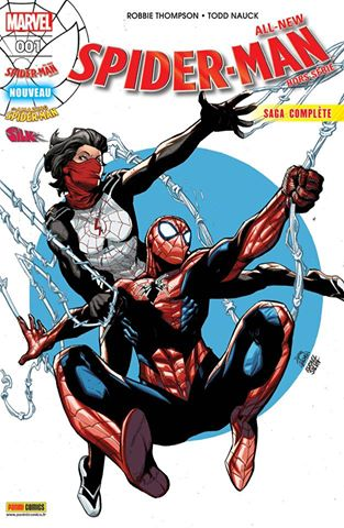 ALL-NEW SPIDER-MAN HORS SERIE 1 : SPIDER-MAN & SILK