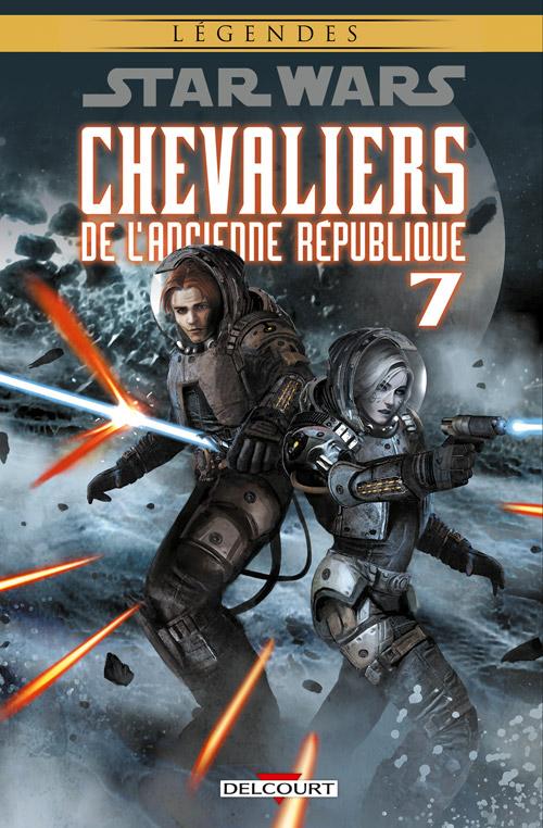 Star Wars - Chevaliers de l'Ancienne République 07. NED