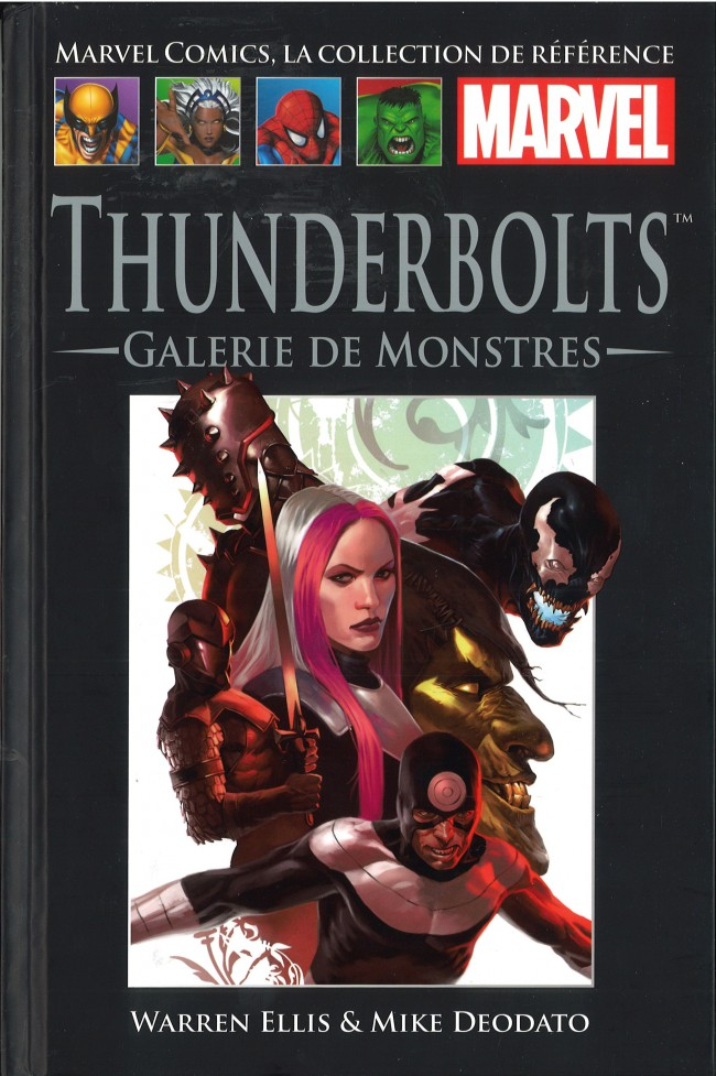 Tome 65: Thunderbolts - Galerie de Monstres