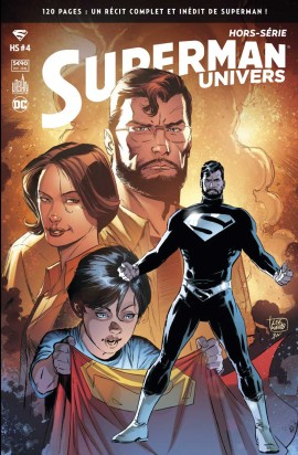 SUPERMAN UNIVERS HORS SERIE tome 4