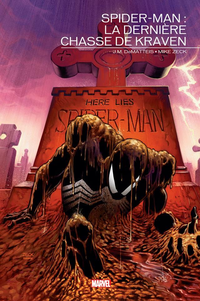 SPIDER-MAN - LA DERNIERE CHASSE DE KRAVEN