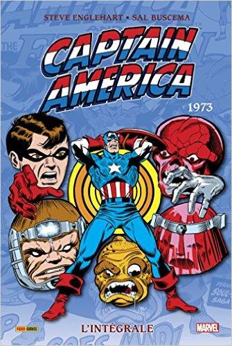 CAPTAIN AMERICA L'INTEGRALE 1973