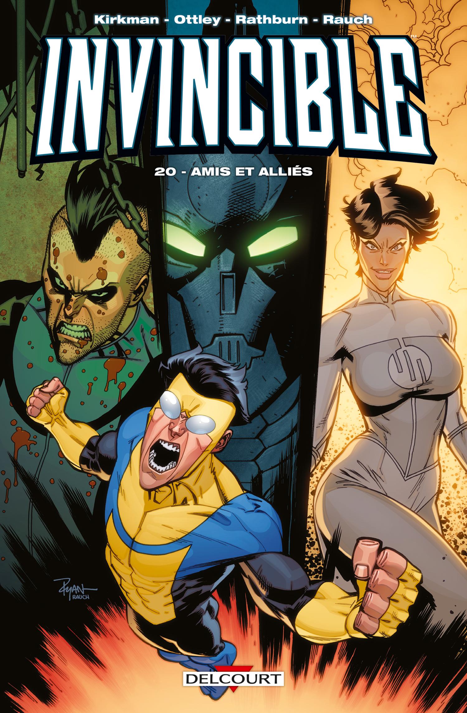 Invincible 20. Amis et alliés