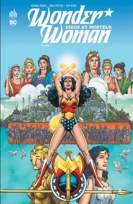 Wonder Woman par Georges Perez tome 1