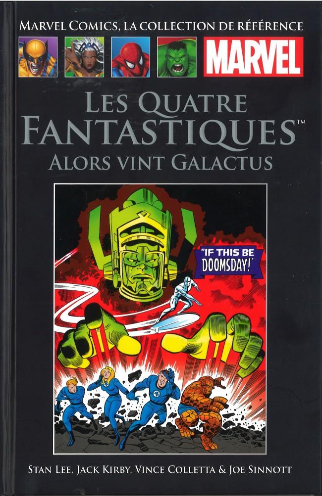 Tome III: Les 4 Fantastiques - Alors vint Galactus