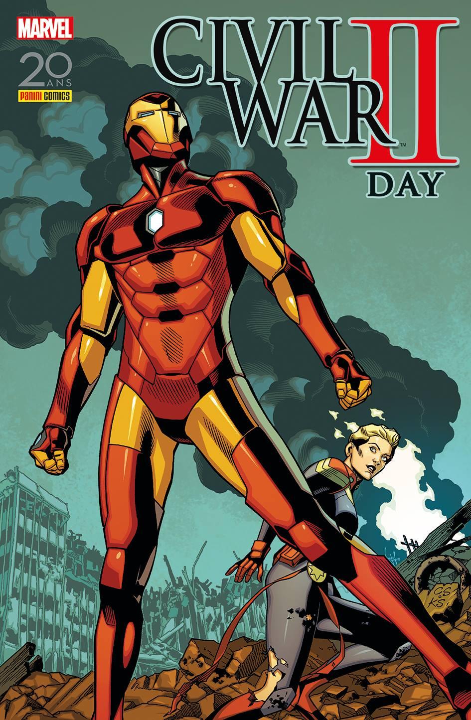 CIVIL WAR II DAY