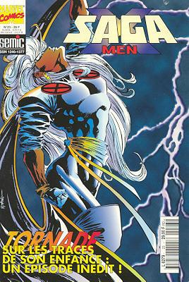 X-men Saga 23