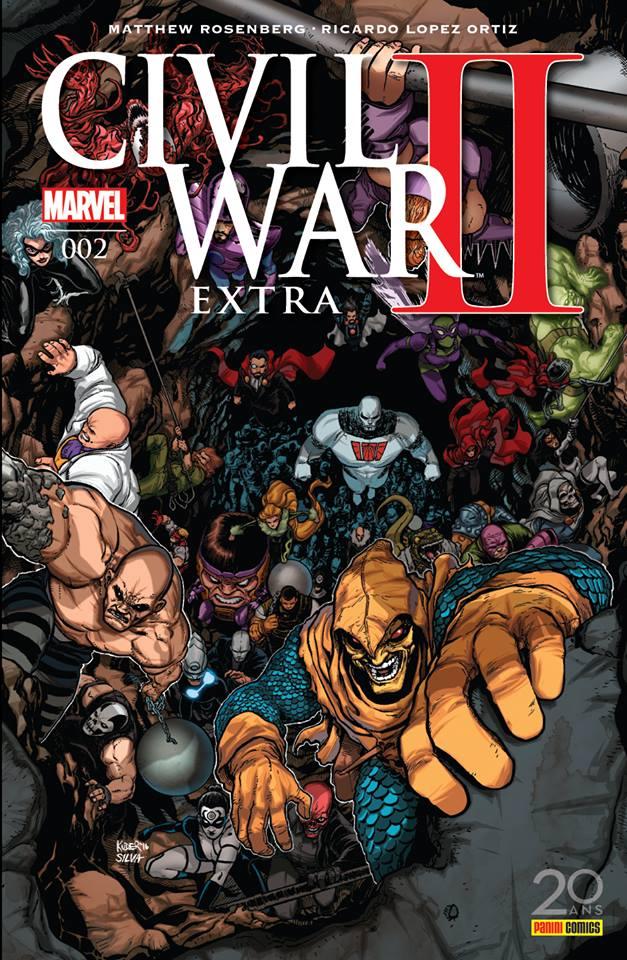 CIVIL WAR II EXTRA 2 : LE CAÏD