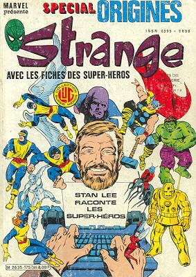 Special Strange Origines 175