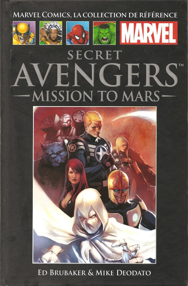 Tome 69: Secret avengers - Mission to Mars