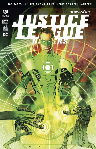 JUSTICE LEAGUE UNIVERS HORS SERIE tome 4