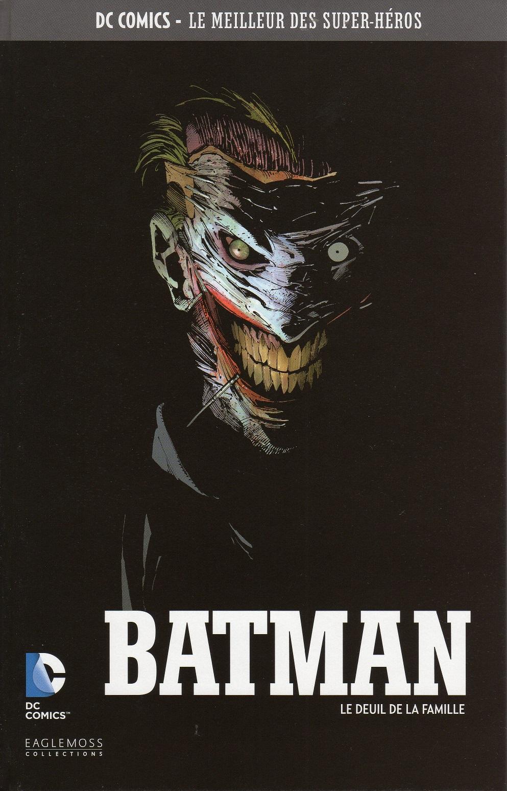 Tome 39: Batman - Le deuil de la famille